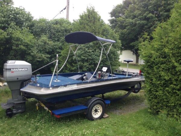 Used 1996 Other glassport 19'