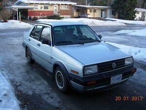 1990 Volkswagen Jetta Sedan