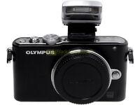 Olympus Pen E-pl3 Mirrorless 12,3mp. Formato Micro 4/3. Perfetta Garanzia. - olympus - ebay.it