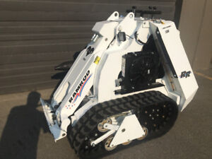2018 RAMROD mini skid steer loader (with attachments)