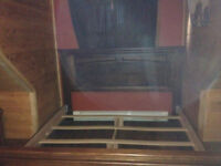 King Size Bed Frame, Headboard and Footboard