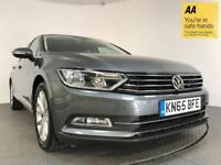 2015 65 VOLKSWAGEN PASSAT 2.0 SE BUSINESS TDI BLUEMOTION TECH DSG 4D AUTO 148 BH