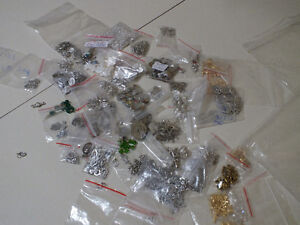 Rosary pieces for bracelets and rosaries.