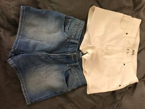 URBANOUTFITTERS HIGH WAISTED SHORTS (NEW) SIZE 2-4