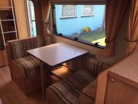 Caravan For Hire In Lancashire - Available For Holidays