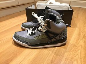 Air Jordan - Grey Spizike - Size 13