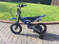 """Avigo Motorbike Bicycle 12"""""""