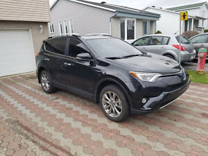 Rav4 2016 Hybride Limited Techno