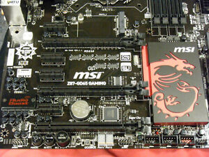 [URGENT] 4460, 24GB DDR3 Ram, MSI Z87-GD65 GAMING - 1080p Gaming