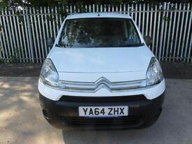 CITROEN BERLINGO 625 ENTERPRISE L1 H2 SWB AIR CON ELECTRIC PACK 3 SEATS