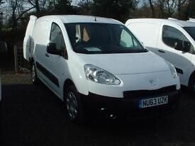 PARTNER 1.6HDi 2013, 74K ONE OWNER FULL SERVICE HISTORY**DRIVES SUPERB**