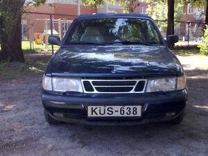1998 Saab 900 SE Autre