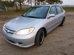 2005 Honda Civic Si