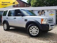 Land Rover Discovery 2.7 2.7 TDV6 XS SUV