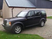 Land Rover Discovery 3 2.7TD V6 ( 5st ) 2006. Storry 4x4