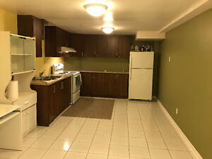 BASEMENT FOR RENT