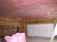 Bridgwater Garage Insulation