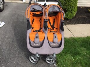 Baby Joggers City Double Stroller