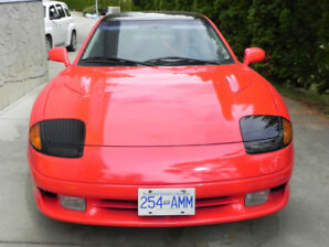 1992 Dodge Stealth R/T automatic non turbo original 33000 kms  i