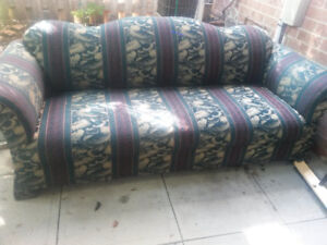 Moving sale- Sofa and love seat
