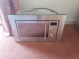 Russell Hobbs Microwave integrated