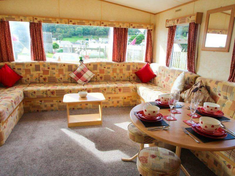 Cheap Caravan Sited North Wales Coast Pet Friendly In Rhyl