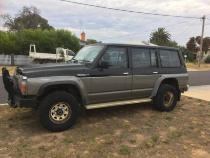 1990 Nissan Patrol Maryborough Central Goldfields Preview