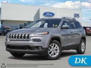 2015 Jeep Cherokee North AWD w/Heated Seats, Power Tailgate, Rem