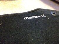 Mazda 2 Floor Mats