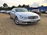 Mercedes-Benz CLS 320 3.0CDi 7G SatNav Leather Park aid Delivery Part Ex welcome