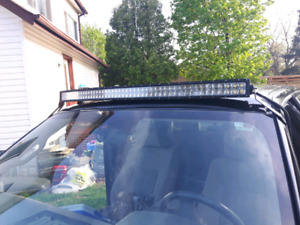50 inch curved lightbar