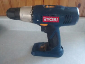 Ryobi 18 V cordless drill