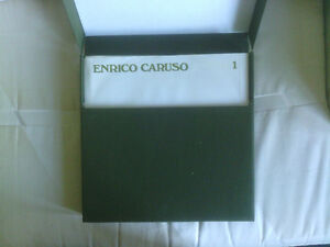 Enrico Caruso Box Set 12 LPs Red Seal North Shore Greater Vancouver Area image 2
