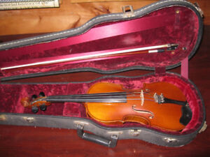 Awesome 3/4  Violin - 1875