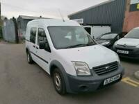Ford Transit Connect LWB High Roof 5 Seater Crew Van 1.8 TDCi (90PS)