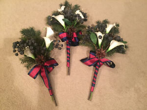 Winter Wedding or Christmas Decor Edmonton Edmonton Area image 2