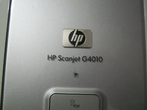 HP Flatbed scanner