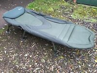 Prestige 3 leg bed chair carp fishing