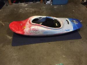2 Fun Kayak by Jackson Kayak $600 obo Comox / Courtenay / Cumberland Comox Valley Area image 1