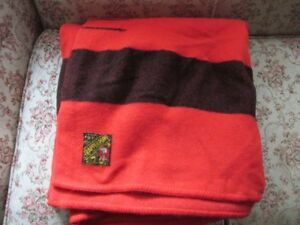 Trapper Point and Michaels Wool Blankets