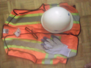 Safety gear first $25