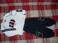 Baby Gap tracksuit (trousers and top) for boy 6-12mths. VGC!
