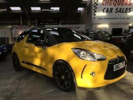 Citroen Ds3 Dstyle Plus Hatchback 1.6 Manual Petrol