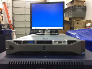 Dell PowerEdge R710 Server Dual Xeon Processors - $450