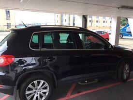 Good condition nice looking VW Tiguan
