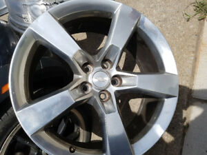 20 inch camaro ss rims will fit other chevy small 5.