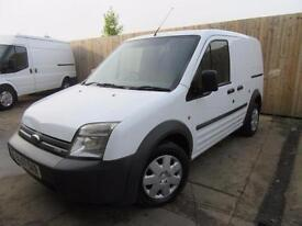 FORD TRANSIT CONNECT VAN 1.8 TDCI SWB T200 8 MONTHS MOT F/S/H PX CLEARANCE VAN