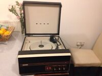 Vintage record player Bush SRP50