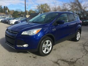 2014 FORD ESCAPE SE * AWD * REAR CAM * BLUETOOTH * LOW KM London Ontario image 2