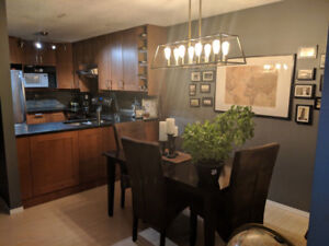 Beautiful 2 Bed 1 Bath Condo with Patio in quiet St.Albert